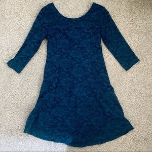 Nordstrom Lush Lace Dress
